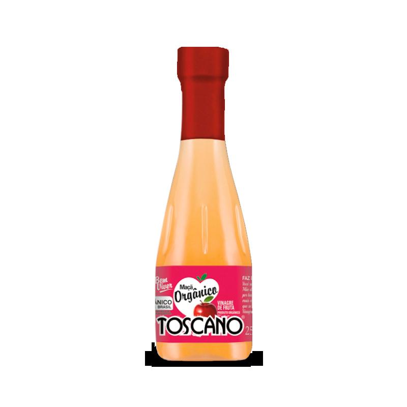 Vinagre de Maçã 100% Orgânico Toscano